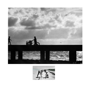 1989. Retratos de soledades ynostalgías.